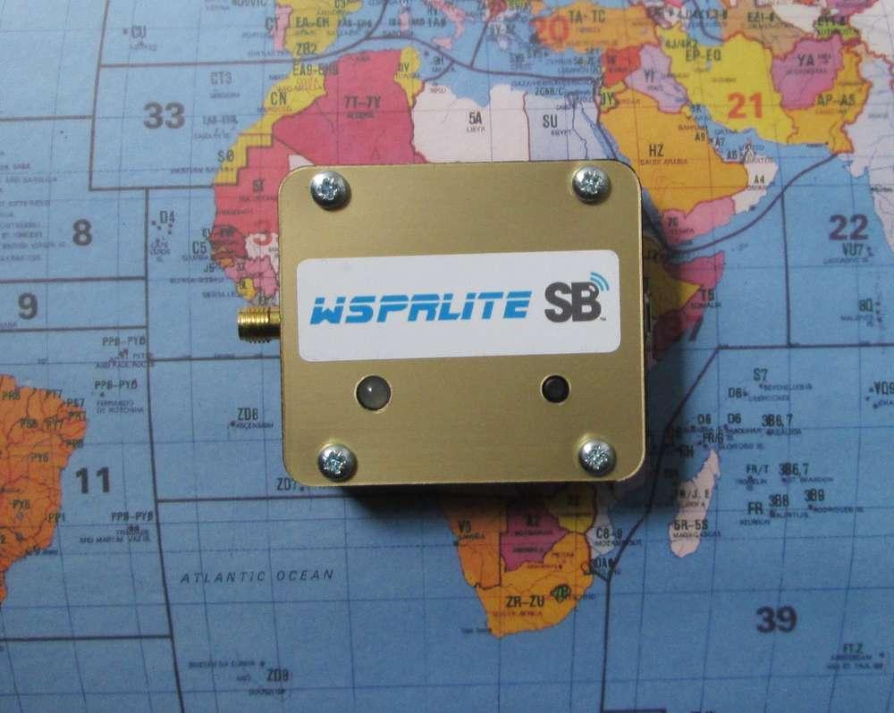 WSPRlite Classic Transmitter Kit