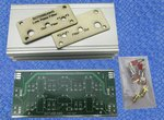 Two Band Low Pass Filter Kit for WSPRlite / WSPRlite Flexi with Enclosure